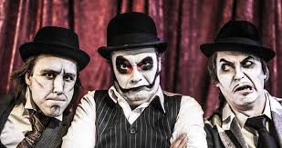 tiger lillies home the tiger lillies