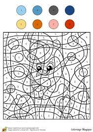 85 best coloriage magique images on pinterest dot to dot
