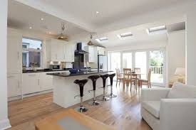 kitchen diner extension ideas kitchen diner extension ideas images on photo of open plan beige