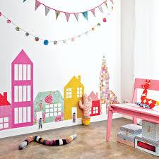 Modern Nursery Wall Decor Creative And Modern Nursery Design Wooden Glossy Floor Pink Wooden