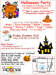 halloween party music for kids adonai families helping families in crisis