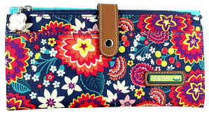 bloom wallet bloom travel wallet flower handbags shoe show 1939651382