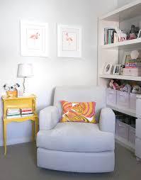 Benjamin Moore Silver Gray Bedroom Pink Flamingo Art Contemporary Nursery Benjamin Moore Silver