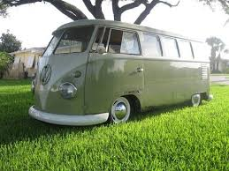 find used 1960 vw bus original paint camper very nice excellent