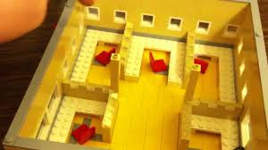 lego modular office building moc youtube