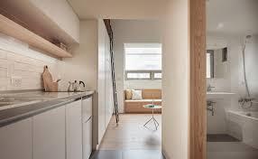 Little Design Creates M Apartment In Taiwan - Interior design for apartment