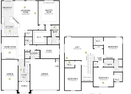 Willow Floor Plan by Rivertown St John U0027s Fl New Homes For Sale 32259