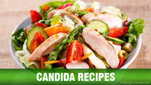 candida recipes healing gourmet