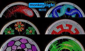 Monkey Bike Lights Bicycle Wheel Lights The Best Of 2017