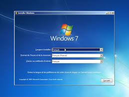 comment installer un ordinateur de bureau installer windows 7 sur ordinateur
