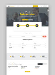 Monster Jobs Resume Upload by 17 Best Job Board Wordpress Themes For 2017 Listing Sites