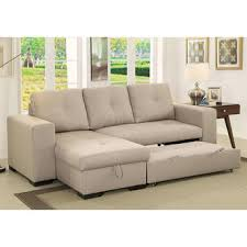 Compact Sectional Sofa by Furniture Of America Living Room Small Sectional Sofa W Storage