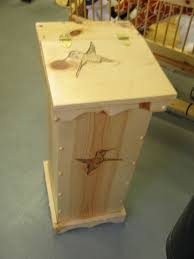 Wooden Kitchen Garbage Cans by Sparkling Large Kitchen Trash Can Ideas As Wells As Goods Kitchen