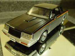 1982 Buick Grand National For Sale 1 18 Scale Gmp G1800212 Molly Designs 1987 Buick Grand National