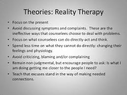 Counseling Theory Chart Counseling Theories