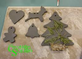 make your own ornaments clay ornaments clay and ornament