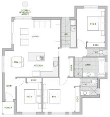 100 efficient floor plans energy efficient homes floor