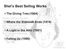 Light In The Attic Book Exploring Children U0027s Poetry The Poems Of Shel Silverstein Ppt