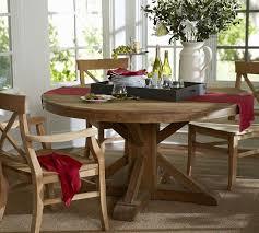 pottery barn farm dining table pottery barn rustic pine table coma frique studio 5242f4d1776b