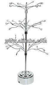 rotating ornament tree metal ornament tree ornament display