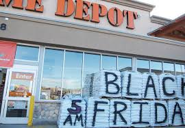what time does home depot open in black friday black friday workers face the annual stress test women u0027s enews