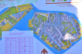 Map Of Venice Woc 2014 Sprint Qual Maps And Results World Of O News
