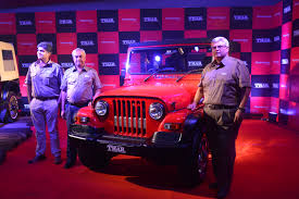 mahindra updates thar crde with much needed features