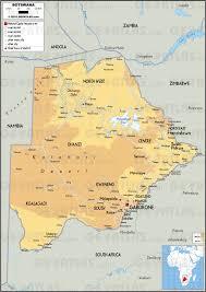Pdf Maps Geoatlas Countries Botswana Map City Illustrator Fully