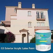 exterior emulsion paint formulation exterior emulsion paint