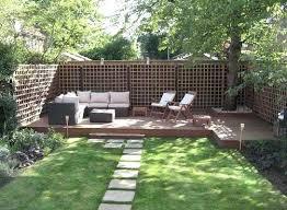 Awesome Backyard Ideas Entertaining Backyard Ideas Awesome Backyard Small Deck Ideas
