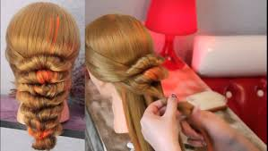 hairstyles with one elastic 10 quick tips for hairstyles with rubber bands hairstyles with