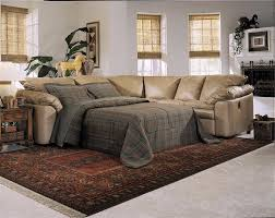 living room cool sectional couch with pull out bed for