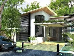 Gia Home Design Studio Modern Bahay Kubo Design Modern House Design Pinterest