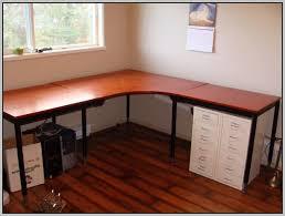Corner Desk Solid Wood Solid Wood Bridgefort Mission Corner Desk And Topper Elegant