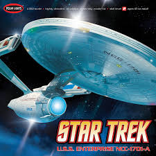 Polar Lights Models Amazon Com Polar Lights Star Trek Uss Enterprise