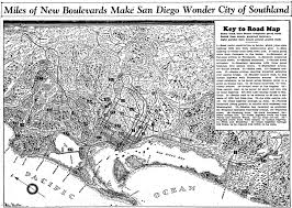 Balboa Park San Diego Map by Freeways Of The South Bay South Bay Historical Society