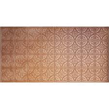 Decorative Ceiling Tiles Home Depot Global Specialty Products Dimensions Faux 2 Ft X 4 Ft Tin Style