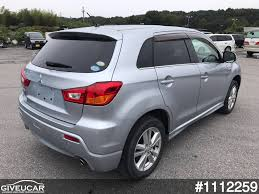 rvr mitsubishi 2010 used mitsubishi rvr from japan car exporter 1112259 giveucar