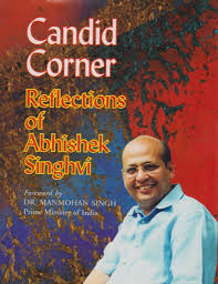 Manmohan Singh Cv Dr Abhishek Singhvi Abhishek Singhvi About Abhishek Singhvi