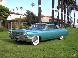 1963 cadillac 1963 turino turquoise metallic cadillac deville hardtop sedan