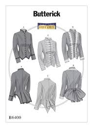 Butterick Halloween Costume Patterns Butterick Sewing Pattern Historic Clothing Specialist Nancy