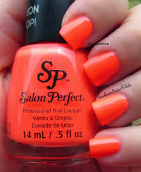 southern sister polish neon pop from salon perfect