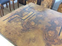 Art Deco Dining Room Table by Art Deco Dining Room Set By Osvaldo Borsani For Sale At Pamono