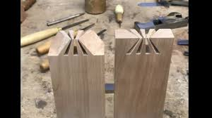amazing japanese sunrise dovetail joint japanese joinery youtube