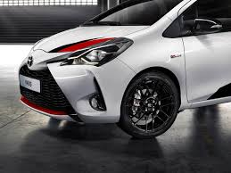 toyata new toyota yaris grmn supercharged with 205hp gets in on the
