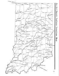 Lafayette Indiana Map Artsmart Indiana