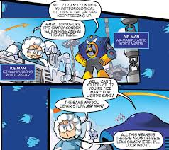 Mega Man Memes - air man vs ice man sass off mega man rockman know your meme