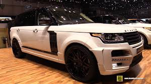 2015 range rover wallpaper 2015 range rover by startech exterior and interior walkaround