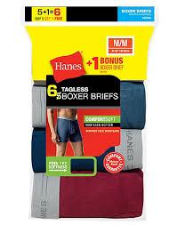 Hanes Our Most Comfortable Men U0027s Underwear Boxer Briefs Boxers U0026 More Hanes