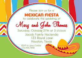 Mexican Party Flags Mexican Fiesta Party Invitation Printable Or Printed With Free